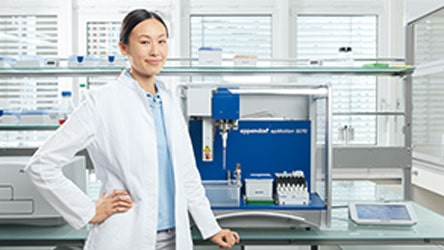 Eppendorf epMotion NGS kit methods